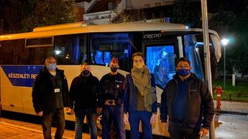Kétszáz magyar orvos és medikus segédkezik a szlovákiai tesztelésben