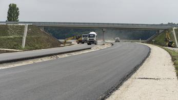Még idén elkészülhet Sopron gyorsforgalmi útja