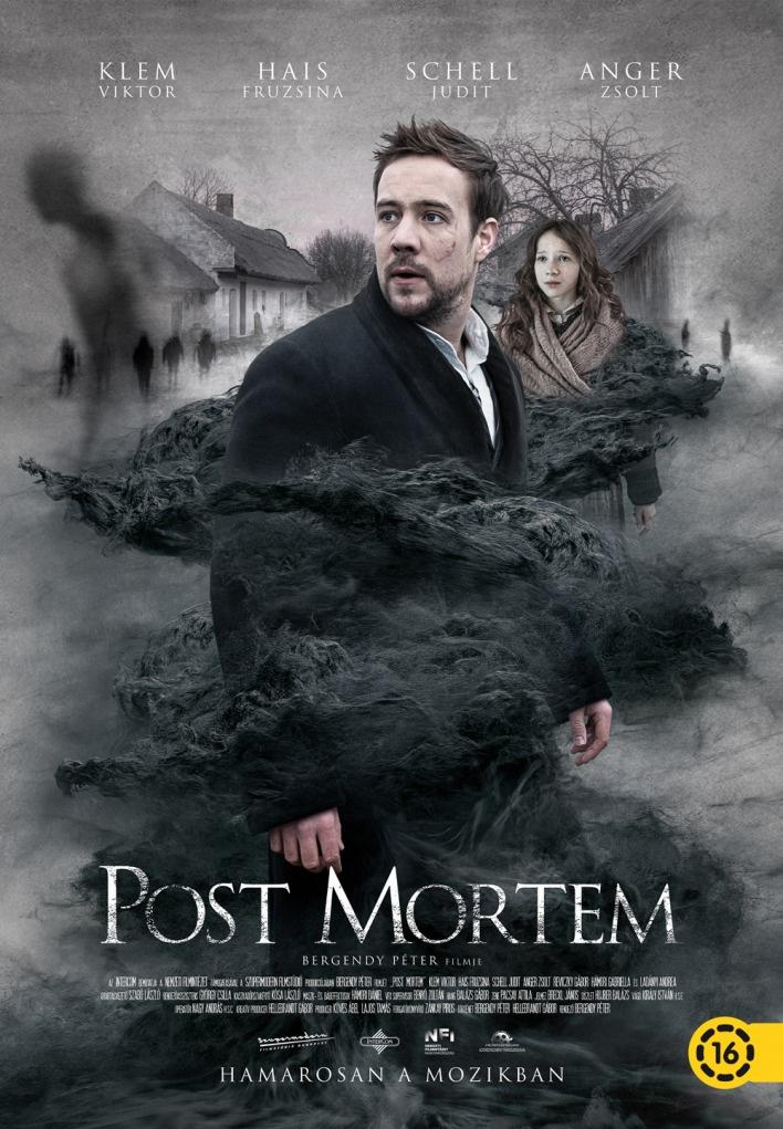 A Post Mortem plakátja