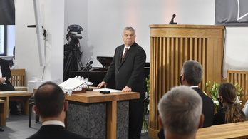Orbán Viktor: a kereszténység nem a múlt, hanem a jövő
