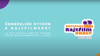 Online rendezik meg idén az Országos Rajzfilmünnepet