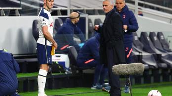 Mourinho: Bale nem ugyanaz, mint hét évvel ezelőtt