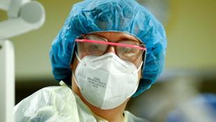 Szemészek, pszichiáterek és fogorvosok látják el a koronavírus-osztályok kritikus betegeit