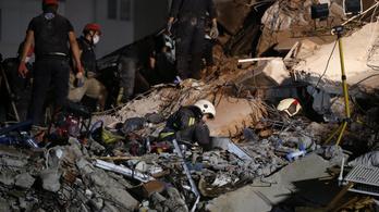Eddig 37 halálos áldozata van az Égei-tengeri földrengésnek