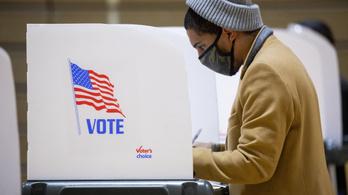 Már 90 millióan szavaztak az Egyesült Államokban, évszázados csúcsot dönthet a részvétel