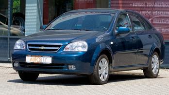 Használtteszt: Chevrolet Lacetti 2.0 D 2008