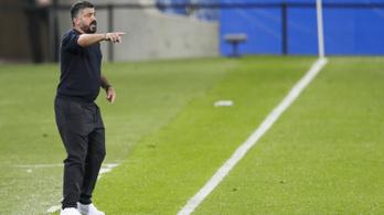 Gennaro Gattuso 2023-ig Nápolyban maradhat