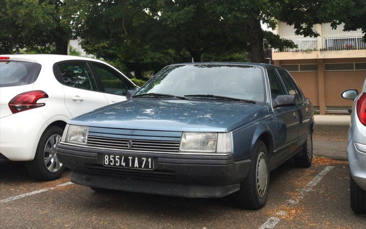 Renault 25 Phase 1