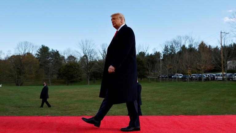 Utolsó kampánykörútjára indult Trump a választás előtt