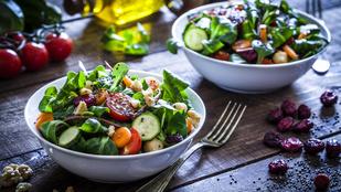 Ezt a portugál csípős salátát fűszeres vörös húsok mellett érdemes kipróbálnod