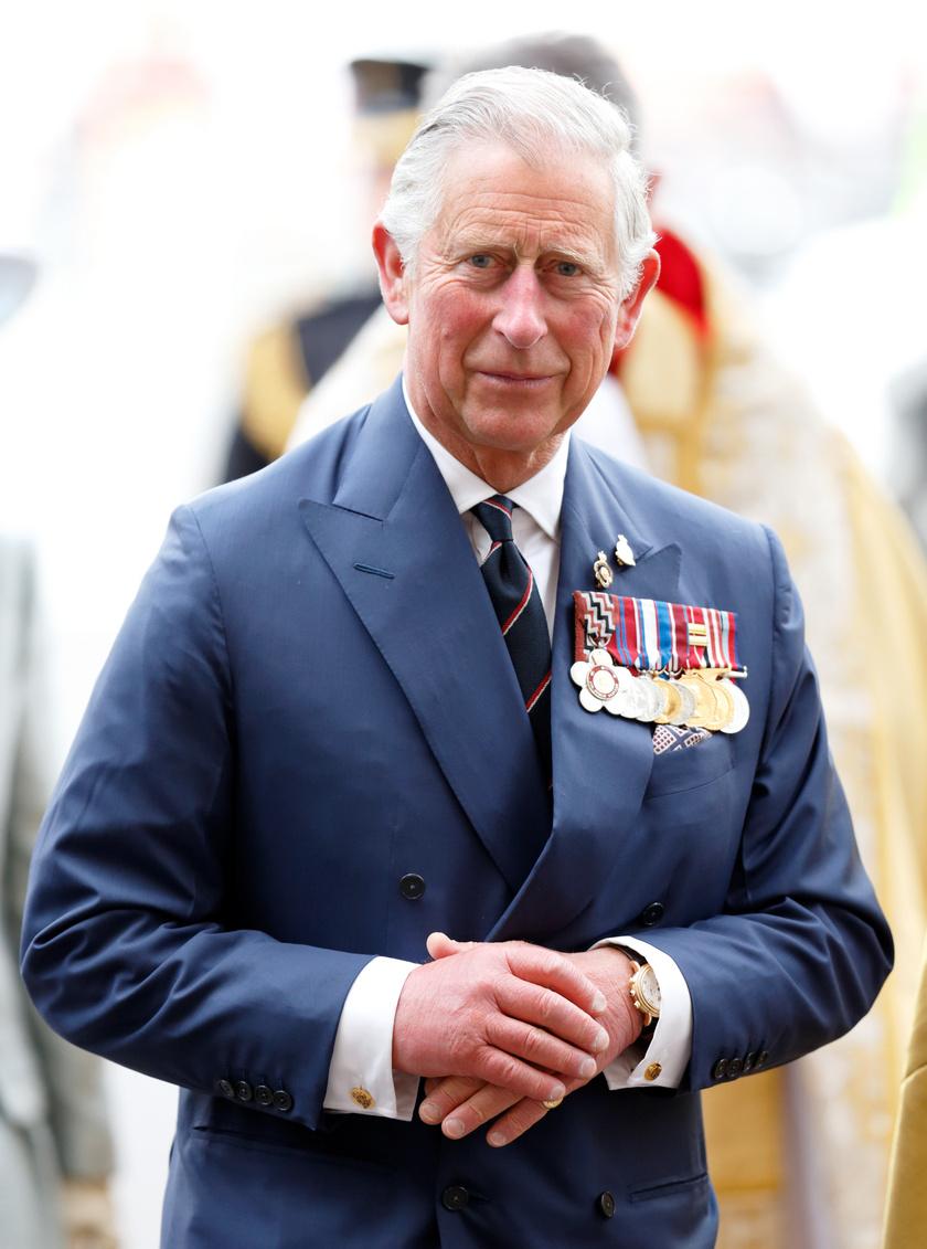 A brit királyi család tagjai közül Károly volt a másik, aki megfertőződött a vírussal.