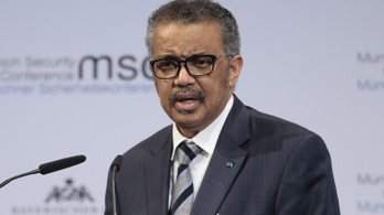 Önkéntes karanténba vonult a WHO főigazgatója