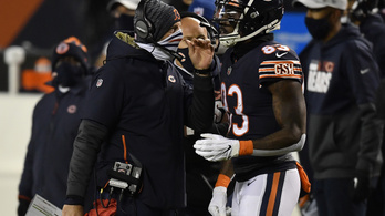 Nyaklánctépés és pofonok árnyékolták be az NFL egyik legizgalmasabb meccsét