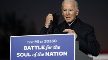 Joe Biden: Mi nem ilyenek vagyunk