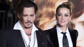 Johnny Depp elvesztette a sajtópert a színészt asszonyverőnek nevező lap ellen