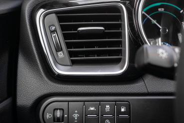 Tovább javult a beltér anyagminősége, de talán még mindig egy hajszállal egy Volkswagen alatt van