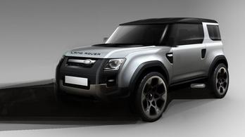 Már készül egy kisebb Land Rover Defender?