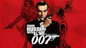 Oroszországból szeretettel: Sir Sean Connery utolsó James Bond szerepe egy videójáték volt