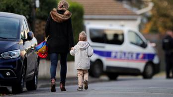 Fokozott terrorkészültség és járványügyi korlátozások mellett nyitottak újra az iskolák Franciaországban