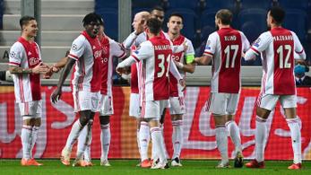 Koronavírusos az Ajax focicsapatának 11 játékosa