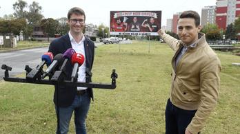Egymásnak estek a Momentum és a Fidesz fiataljai