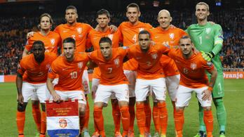 Pánikbeteg a hollandok vb-ezüstérmes futballistája