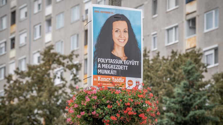 Számvevőszéki vizsgálatot kért Koncz Zsófia ellen a Momentum