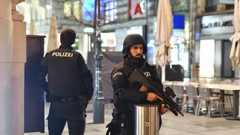 Itt vannak a videók a bécsi terrortámadásról