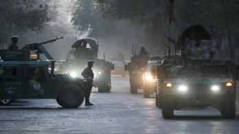 Lerohanták a Kabuli Egyetemet az Iszlám Állam fegyveresei