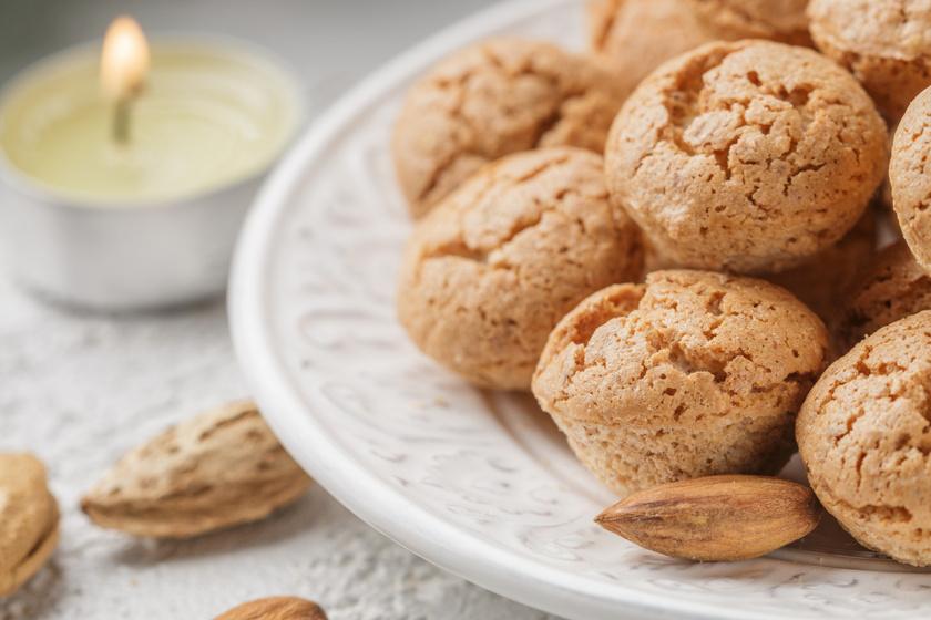 Házi, roppanós amaretti: az olaszok isteni mandulás macaronja