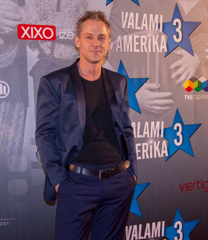 A Valami Amerika 3 premierjén 2018 februárjában.