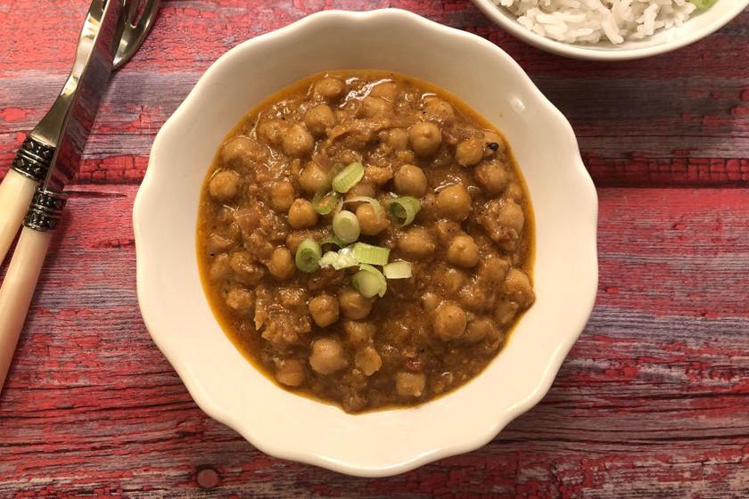 csicseriborsó főzelék recept