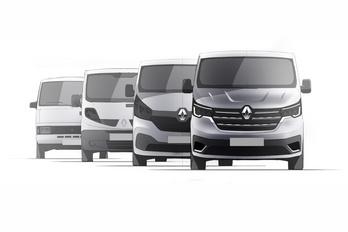 Megmutatták az új Renault Traficot