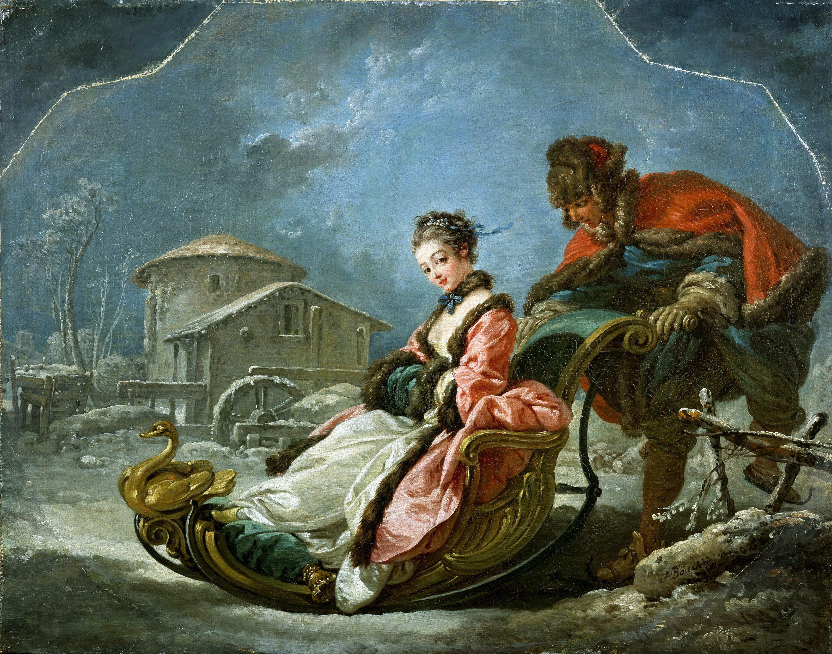 Ezt a festményt Madame de Pompadour rendelte meg. Vajon kitől?