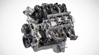 Meglepetés: új óriásmotor jön a Fordnál