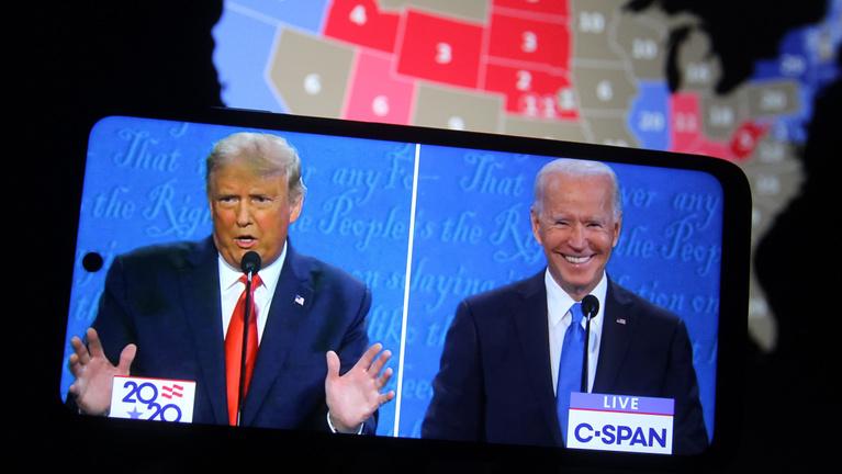 Biden kontra Trump, tűz kontra víz