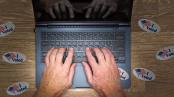 USA: hackerfronton is pörög a választás