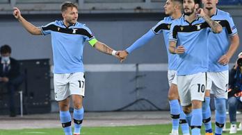 Vizsgálatot indított a Lazio ellen az Olasz Labdarúgó Szövetség