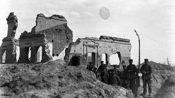 Elérhető a világhálón a Magyar Nemzeti Levéltár I. világháborús gyűjteménye