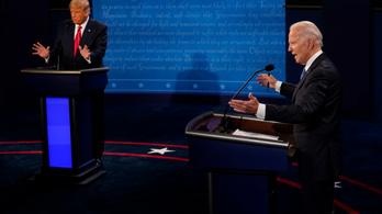 Trump és Biden öt legdurvább kampányposztja