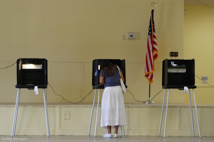 Npi szavazóMiamiban