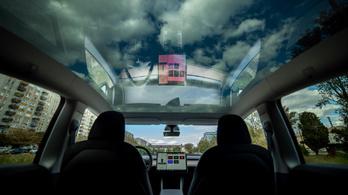 Teszt: Tesla Model Y Long Range 2020