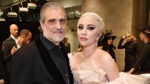 Lady Gaga Bidenre, Lady Gaga apja Trumpra szavazott