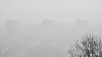 Két dunántúli városban is egészségkárosító a levegő minősége