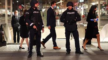 Újra riasztották a bécsi rendőröket