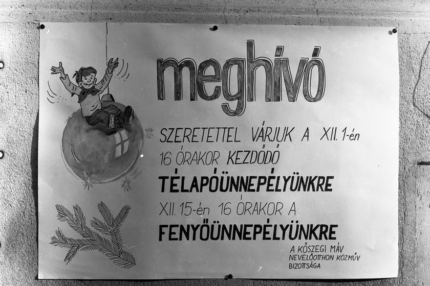 MÁV Nevelőintézet, 1980.