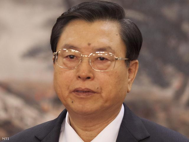 Csang Tö-Csiang miniszterelnök-helyettes