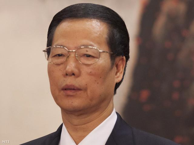 Csang Kao-li Tiencsin párttitkára
