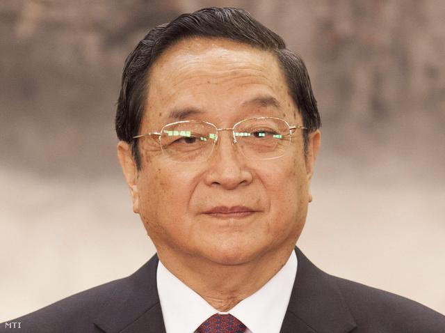 Jü Cseng-seng, Sanghaj párttitkára