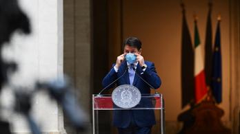 Kijárási tilalom jön Olaszországban is